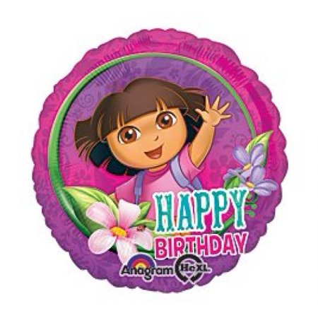 HX Dora Happy Birthday-Pkg](Dora Themed Birthday)