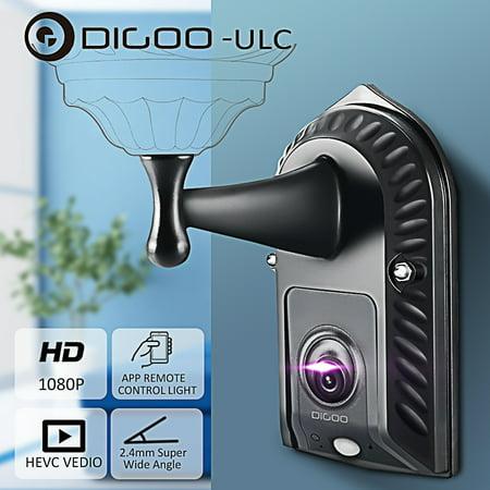Digoo DG-ULC Waterproof Gardening Floodlight Light Holder