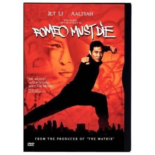 ROMEO MUST DIE (DVD/16X9/SUPER 35/WS/2.35:1/13 MINI DOC/3 MUSIC VIDEOS)