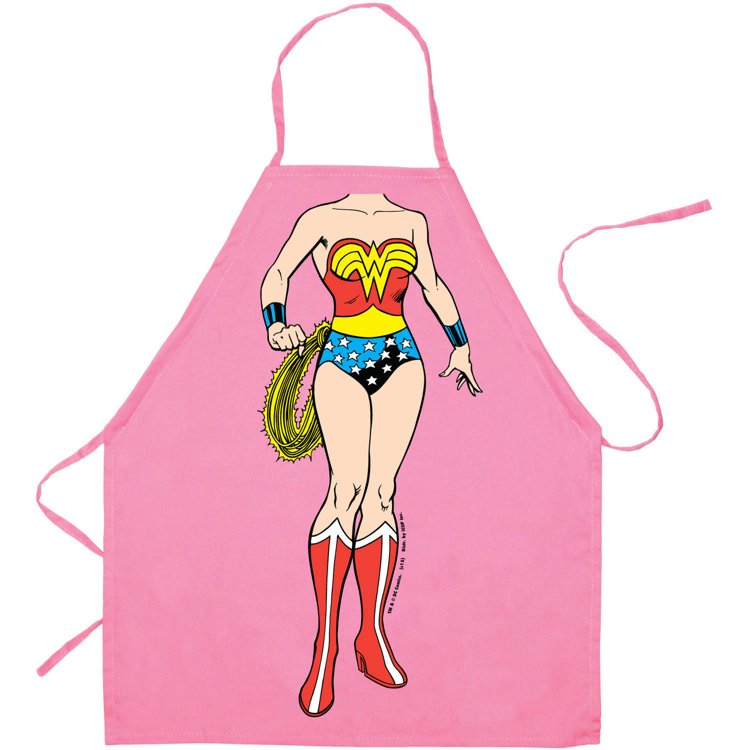 ICUP DC Comics Wonder Woman Be The Character Kids' Apron