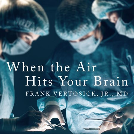 When the Air Hits Your Brain - Audiobook