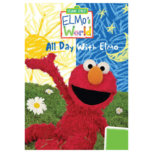 Sesame Street: Elmo's World - All Day with Elmo (2013)