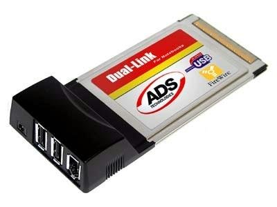 ADS Tech Dual Link Cardbus Drivers Download (2019)