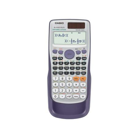 An Item of Casio FX-115ESPLUS Advanced Scientific Calculator, 10-Digit Natural Textbook Display - Pack of 1 [Bulk Qty Discount Coupon : Christo]