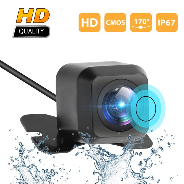 Wireless Backup Camera, TSV 150° Wifi Backup Camera FHD for car ...