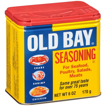 Old Bay Seasoning  6 0 Oz