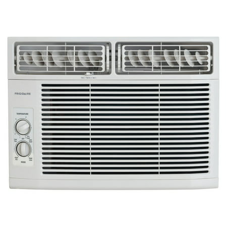 Frigidaire Ffra1011r1 10 000 Btu 115V Window Mounted Mini Compact Air Conditioner With Mechanical Controls