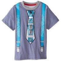 Star Wars R2D2 Tie Navy Toddler T-Shirt