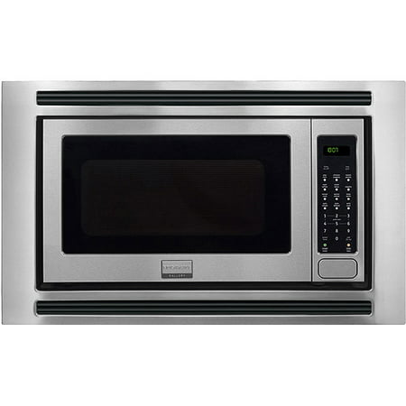 Frigidaire Gallery Series 2 Cu Ft 1200W Sensor Microwave Oven for Built-In Installation, Stainless