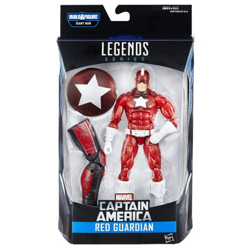 "Marvel Legends Captain America 6"" Action Figure Series: Red Guardian"