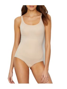 TC Fine Intimates Womens No Side Show Firm Control Bodysuit Style-4190