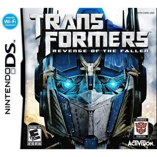Transformers: Revenge of the Fallen - Autobots Version (DS) - Pre-Owned