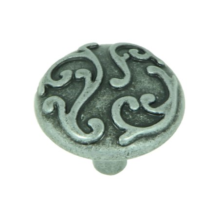Stone Mill Hardware Ivy Cabinet Knobs - Pack of 5
