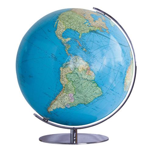 Columbus Globe Heidelberg Illuminated Desktop Globe
