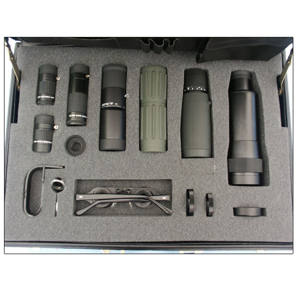 Walters Low Vision Monocular MAC Kit for Vision Professionals by Walters Low Vision Optics