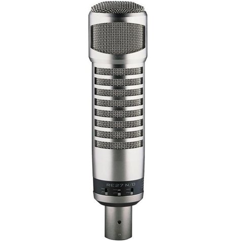 ELECTRO-VOICE RE27N/D Broadcast Microphone