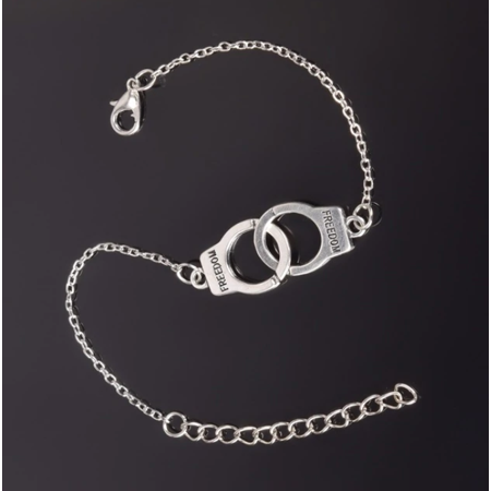 Symbolic Selection Silver Bracelets - Choose Your Style Hand Cuffs