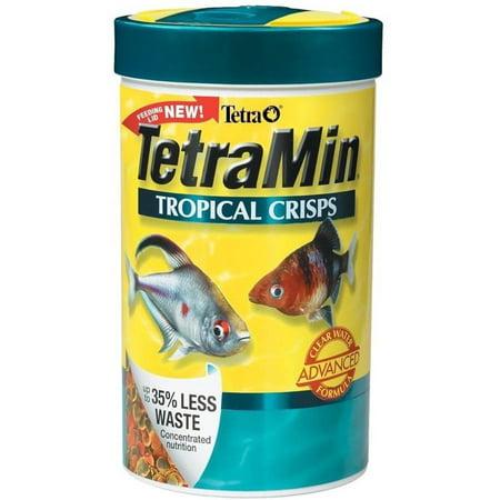 TetraMin Tropical Crisps, 6.53 oz