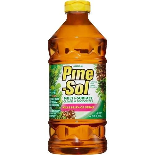 Pine-Sol Multi-Surface Cleaner, Original, 40 Fluid Ounce Bottle