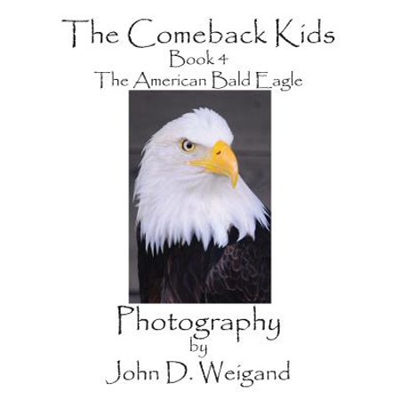 Amercian Eagle Kids (The Comeback Kids, Book 4, the American Bald)