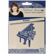 Create and Craft 137763 Tattered Lace Metal Die - Piano