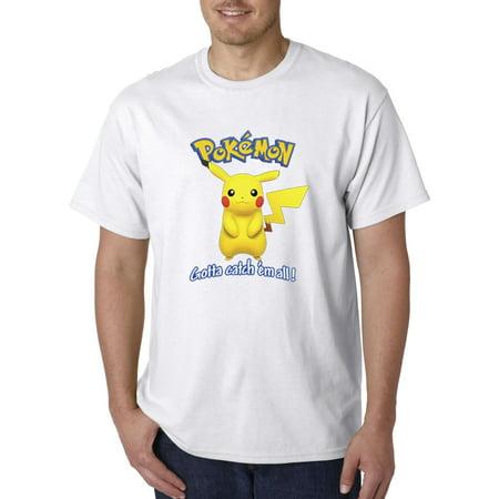 562 - Unisex T-Shirt Pokemon Go Gotta Catch 'Em All
