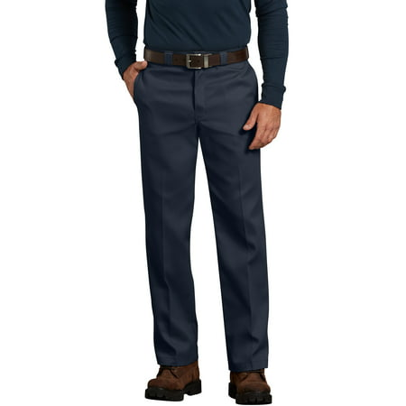 Dickies Mens Flat Front (Dickies Men's FLEX 874 Work Pant )