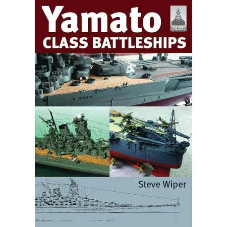 Yamato Class Battleships - eBook