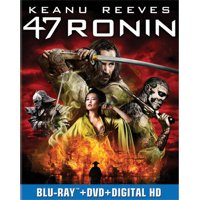 47 Ronin on Blu-ray + DVD + Digital Copy