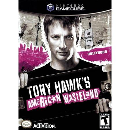 Tony Hawk's American Wasteland NGC