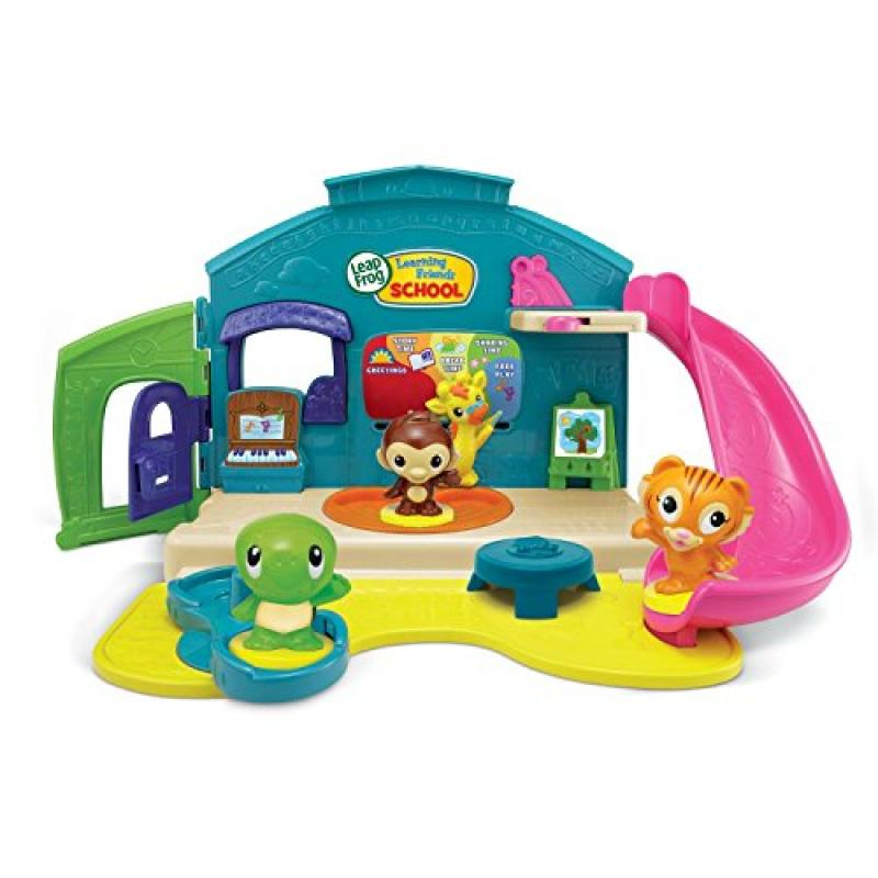 LeapFrog Learning Friends Play and Discover School Set (Frustration Free Packaging) by