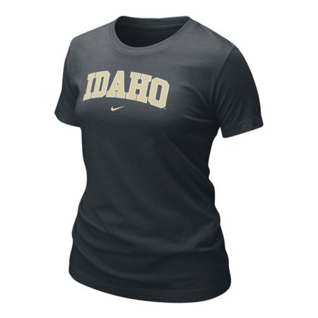 Nike Idaho Vandals Womens Arch Short Sleeve T Shirt