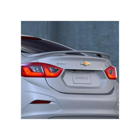 GM 84037060 Rear Flush Mount Spoiler Chevrolet Cruze Silver Ice