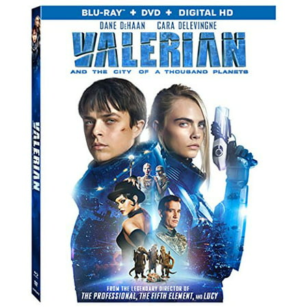VALERIAN AND THE CITY OF A THOUSAND P