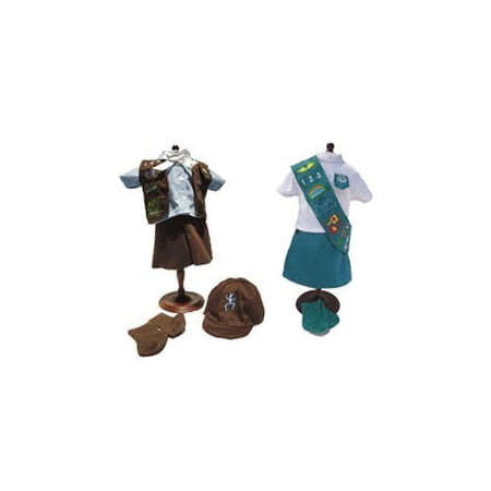 Brownie and Junior Scout Uniforms (Junior Girl Scout Leaders)