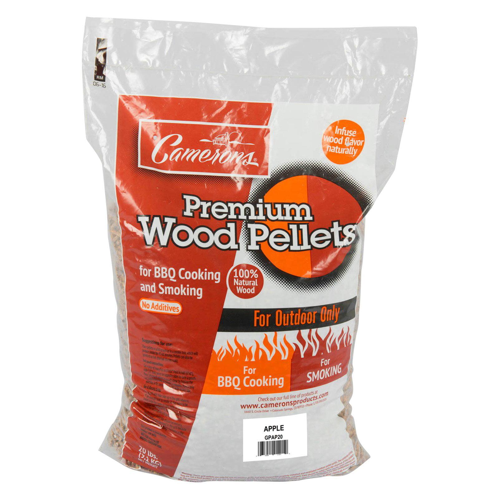 Camerons Premium Wood Pellets - 2 Bags