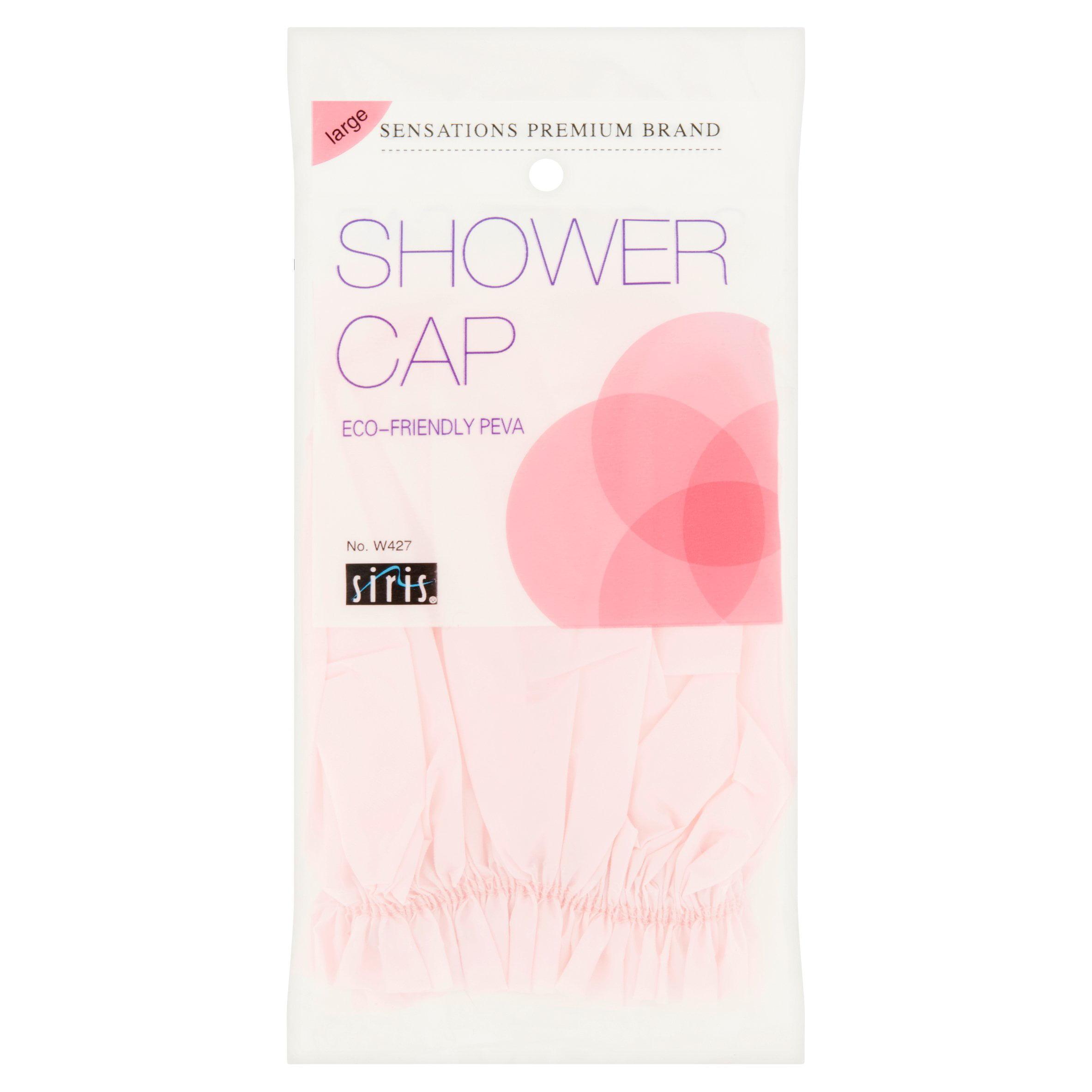Sensations Large Shower Cap