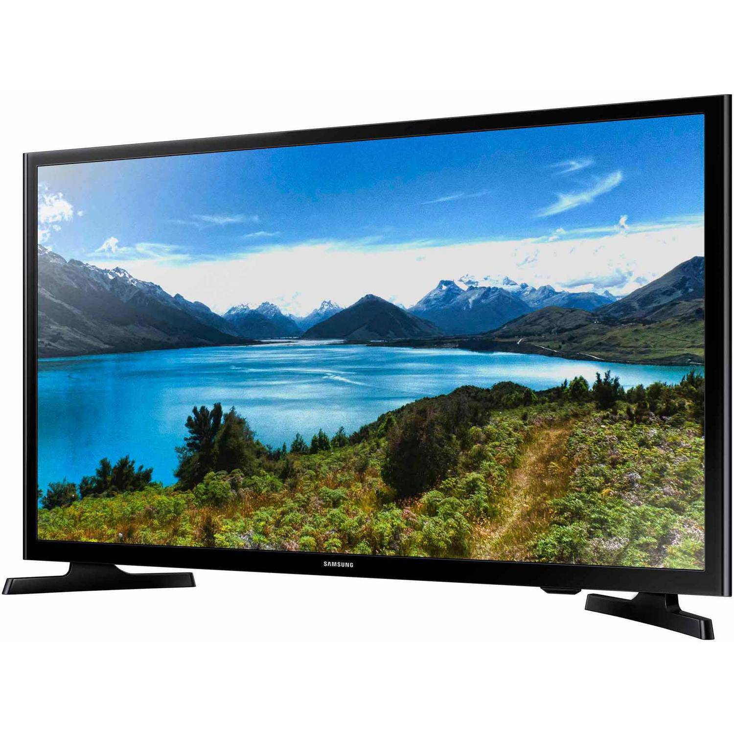 "Refurbished Samsung 32"" Class HD (720P) LED TV (UN32J400DCFXZA)"