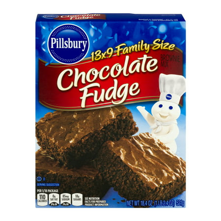 Pillsbury Chocolate Fudge Cake Recipe