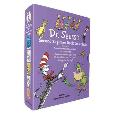 Dr  Seusss Second Beginner Book Collection
