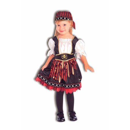 Toddler Lil Pirate Cutie Costume](Pirate Ideas For Toddlers)