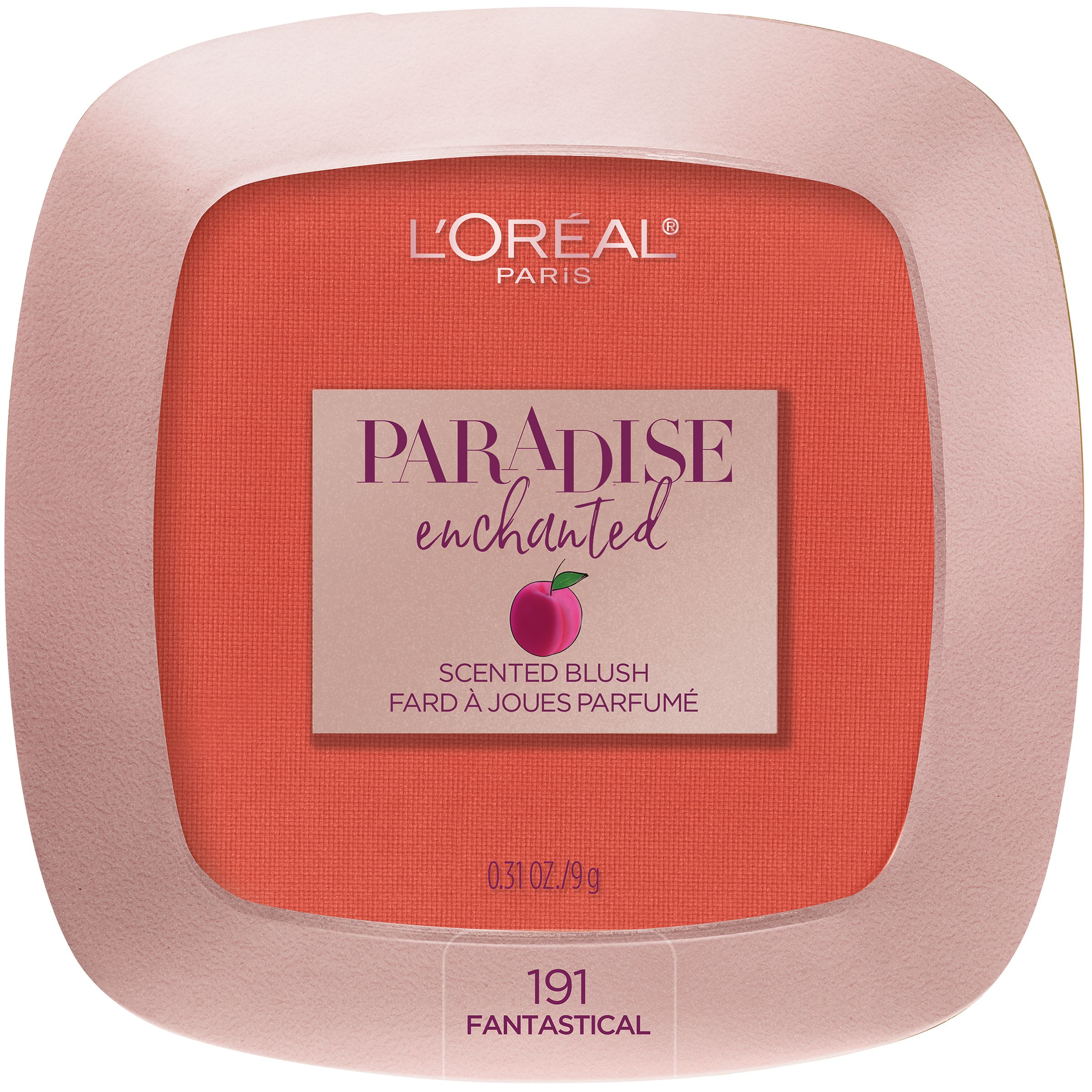 L'Oreal Paris Paradise Enchanted Fruit-Scented Blush