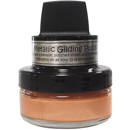 Cosmic Shimmer Metallic Gilding Polish-Apricot - image 1 of 1