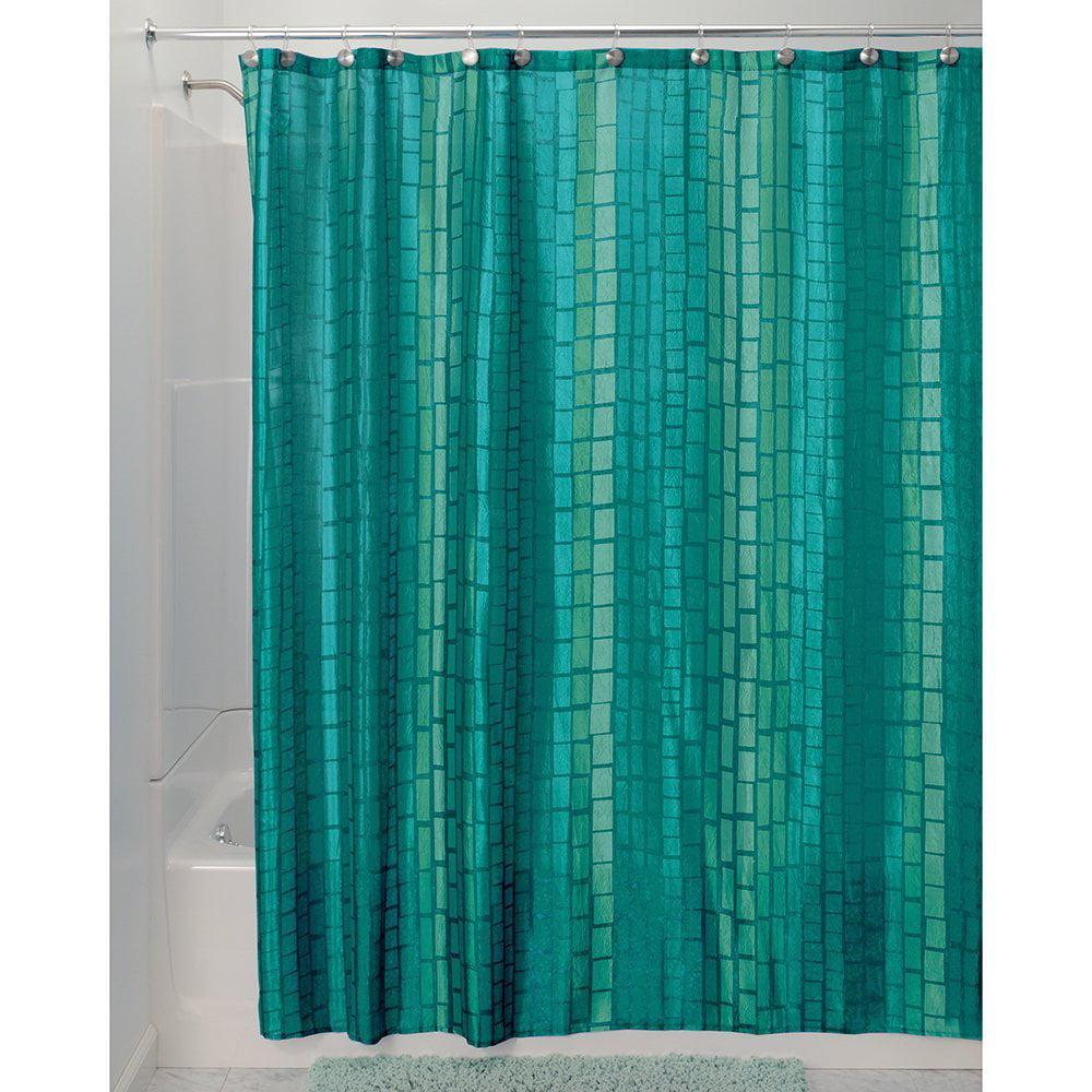 Moxi Fabric Shower Curtain