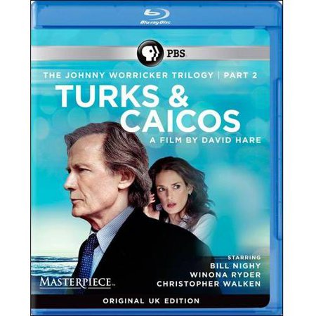 Masterpiece: Worricker: Turks & Caicos (Blu-ray)