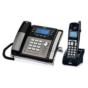 RCA ViSYS 25425RE1 & H5401RE1 GE / RCA Cordless / Corded Phone System