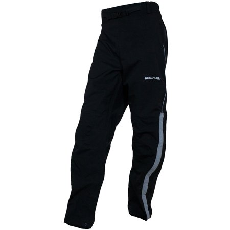 360 Honda Pants (Compass 360 RoadForce Reflective Riding Pants-Black-Size)