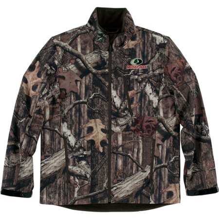 a8c21b25e4476 Break-Up Infinity Men's Windproof Softshell Jacket - Walmart.com