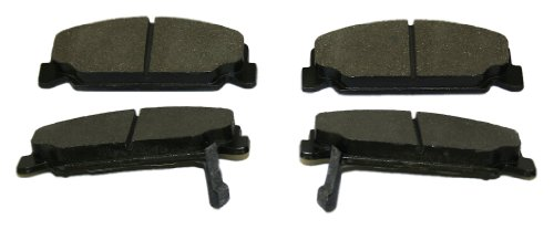 Disc Brake Pad Set-Hatchback Front Monroe DX273