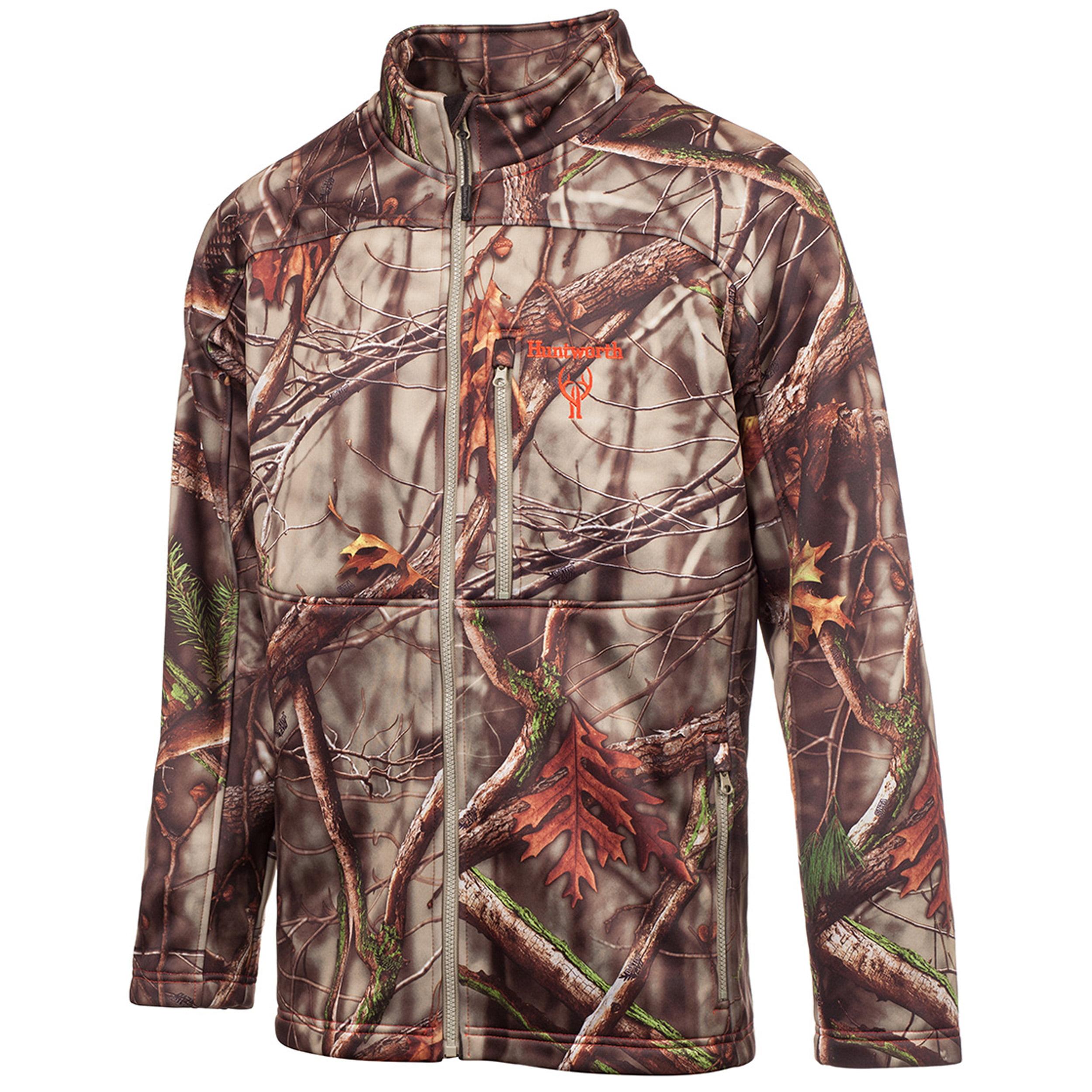 Men's Soft Shell Jacket RaFlekt print interior by NTA Enterprise Inc